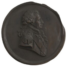 John Jervis, Earl of St Vincent, after John De Vaere, 19th century (1798) - NPG D7209 - © National Portrait Gallery, London