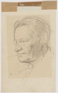 Francis Ernest Jackson, by Dorothy Hutton - NPG D73
