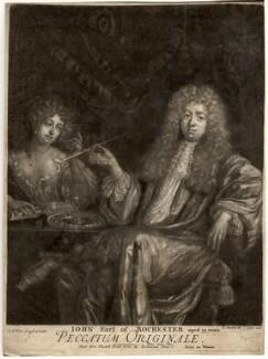 Hadriaan (Adrian) Beverland, by Isaac Beckett, after  G.D. Vois - NPG D731