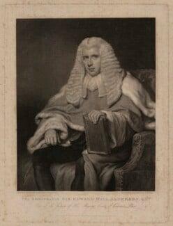 Sir Edward Hall Alderson, by William Skelton, published by  William Johnstone White, after  Henry Perronet Briggs, published 1 September 1832 - NPG D7313 - © National Portrait Gallery, London