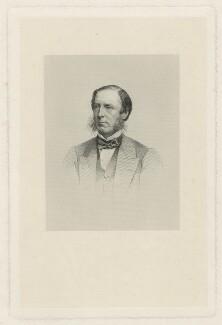 Henry Gerard Sturt, 1st Baron Alington, by Joseph Brown, after  Unknown artist, published 1869 - NPG D7323 - © National Portrait Gallery, London