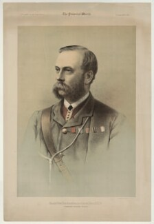 Sir Archibald Alison, 2nd Bt, by Maclure & Macdonald, published 1882 - NPG D7324 - © National Portrait Gallery, London
