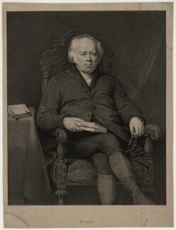 William Allen, by Charles Baugniet, printed by  Day & Haghe, after  Thomas Francis Dicksee - NPG D7334