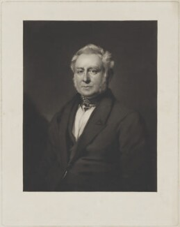Peter Arkwright, by William Walker, after  Sir John Watson-Gordon - NPG D7349