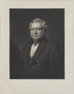Peter Arkwright, by William Walker, after  Sir John Watson-Gordon - NPG D7350