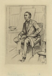 Thomas Annandale, by William Brassey Hole, published 1884 - NPG D7354 - © National Portrait Gallery, London