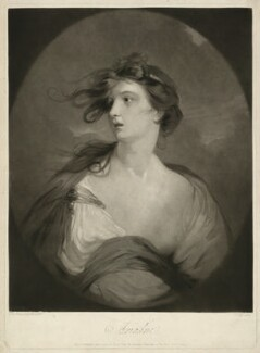 Elizabeth Dunning (née Baring), Lady Ashburton as Ariadne, by William Doughty, after  Sir Joshua Reynolds - NPG D7390