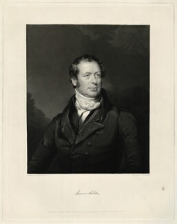 Thomas Ashton, by James Thomson (Thompson), after  William Bradley, published 1847 - NPG D7411 - © National Portrait Gallery, London