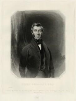 Henry Ashworth, by Samuel William Reynolds Jr, after  Charles Allen Duval, published 1844 - NPG D7413 - © National Portrait Gallery, London