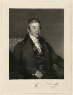 William Astell, by George Raphael Ward, after  Frederick Richard Say - NPG D7415
