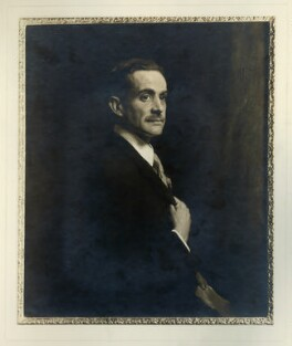 Waldorf Astor, 2nd Viscount Astor, after Philip Alexius de László - NPG D7421