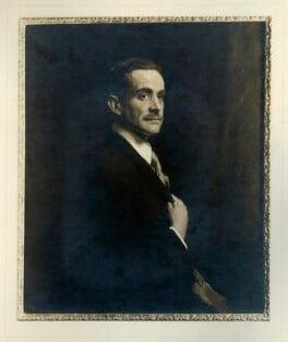 Waldorf Astor, 2nd Viscount Astor, after Philip Alexius de László, 1931 or before - NPG D7421 - © National Portrait Gallery, London