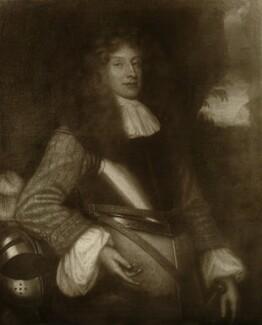 John Murray, 1st Marquess of Atholl, after L. Schunemann, (1676) - NPG D7425 - © National Portrait Gallery, London