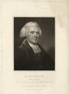 Miles Atkinson, by William Holl Sr, after  John Russell, published 1816 - NPG D7429 - © National Portrait Gallery, London