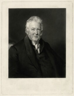 Thomas Atkinson, by Thomas Lewis Atkinson, after  Margaret Sarah Carpenter - NPG D7430