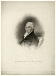 William Eden, 1st Baron Auckland, by Charles Picart, after  Henry Edridge, published 1810 - NPG D7443 - © National Portrait Gallery, London