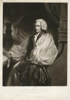 Lewis Bagot, by Samuel William Reynolds, after  John Hoppner - NPG D7463