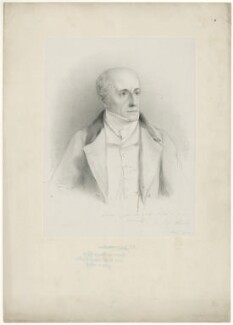James Bandinel, by John Callcott Horsley - NPG D7492