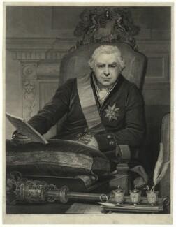 Sir Joseph Banks, Bt, by Niccolò Schiavonetti, after  Thomas Phillips - NPG D7503