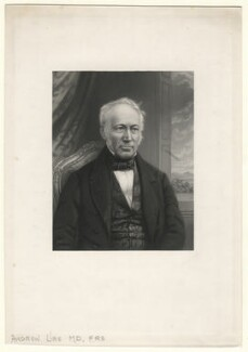 Andrew Ure, by Conrad Cook, after  W.L. Diamond - NPG D7523