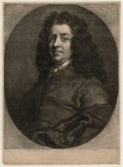 Peter Vanderbank, by George White, after  Sir Godfrey Kneller, Bt - NPG D7525
