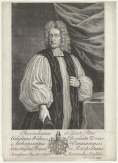 William Wake, by Michael Vandergucht - NPG D7545