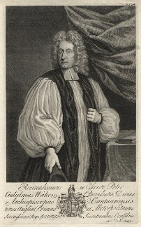 William Wake, by Michael Vandergucht - NPG D7546