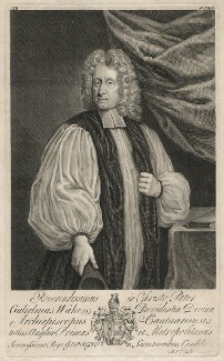 William Wake, by Michael Vandergucht - NPG D7547