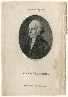 Adam Walker, after Samuel Drummond - NPG D7552