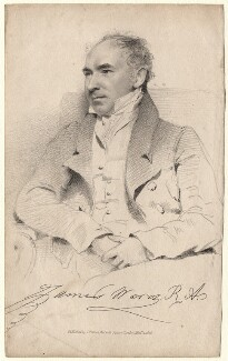 James Ward, after Unknown artist - NPG D7570