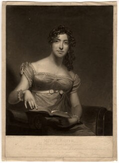 Sarah Booth, by Henry Meyer, after  Henry William Pickersgill - NPG D758
