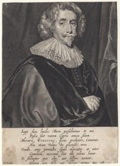 Sir John Webster, Bt, by Theodor Matham, after  Cornelius Johnson (Cornelius Janssen van Ceulen) - NPG D7588