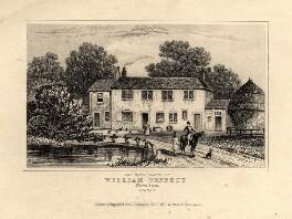 'The Birth Place of William Cobbett...' (William Cobbett), after Unknown artist - NPG D7615