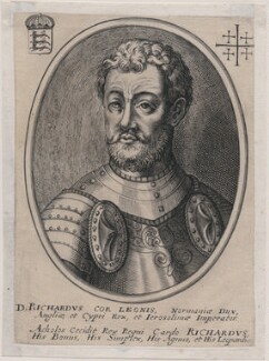 Fictitious portrait called King Richard I ('the Lionheart'), after Unknown artist - NPG D7666