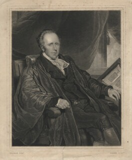 Andrew Reed, by Parker, after  Wildman - NPG D7674