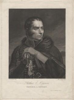 Arthur O'Connor, by John Godefroy, after  François Pascal Simon, Baron Gérard - NPG D7675
