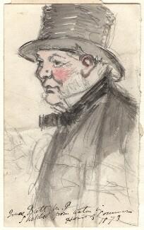 Isaac Butt, by Sir Leslie Ward - NPG D7687