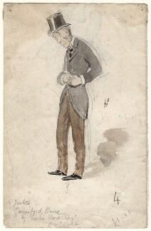 Gainsford Bruce, by Sir Leslie Ward - NPG D7697