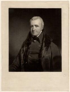 Bartholomew Bouverie, by William Ward, after  John Jackson - NPG D770