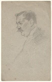 Edward George Villiers Stanley, 17th Earl of Derby, by Sir Leslie Ward - NPG D7703