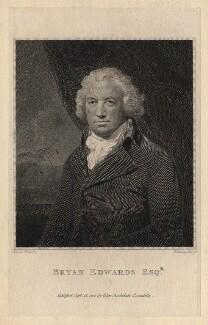 Bryan Edwards, by Thomas Holloway, after  Lemuel Francis Abbott - NPG D7726