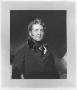 Sir William Knighton, 1st Bt, by and published by Charles Turner, after  Sir Thomas Lawrence - NPG D7731