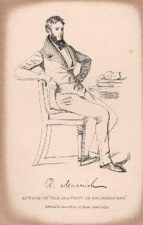 Robert Macnish, by Daniel Maclise, published by  James Fraser, published 1835 - NPG D7742 - © National Portrait Gallery, London
