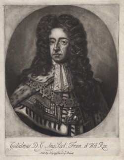 King William III, after Sir Godfrey Kneller, Bt - NPG D7744