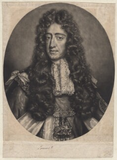 King William III, by Johann Georg Seiller - NPG D7753