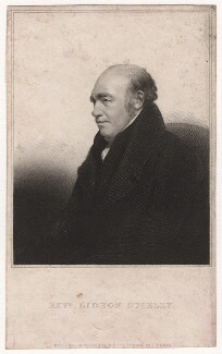 Gideon Ouseley, by Thomas Anthony Dean, after  John Jackson, circa 1810-1840 - NPG D7796 - © National Portrait Gallery, London