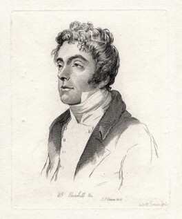 William John Burchell, by Mary Dawson Turner (née Palgrave), after  John Sell Cotman - NPG D7805