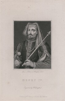 King Henry IV, by William Henry Worthington, after  Unknown artist - NPG D7836