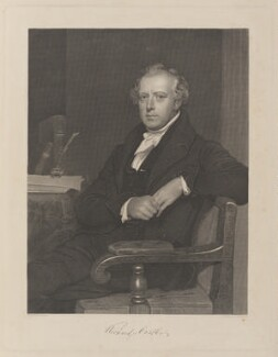 Richard Oastler, by James Posselwhite, after  Benjamin Garside - NPG D7845