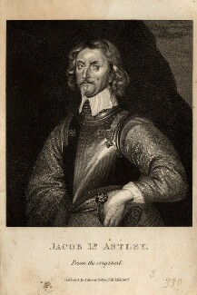 Jacob Astley, Baron Astley, after Unknown artist - NPG D7847